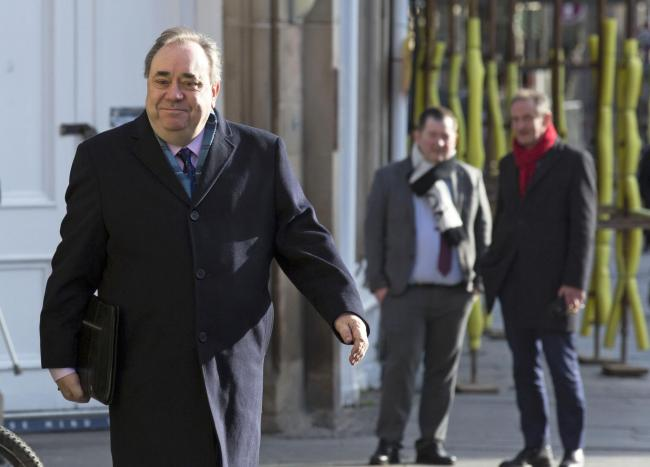 Alex Salmond Trial: One charge of sexual assault dropped