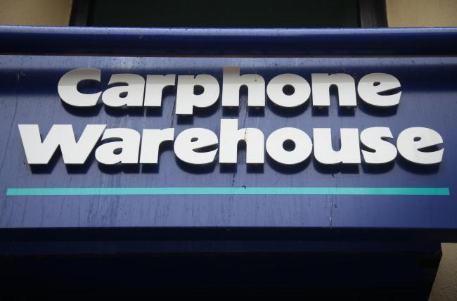 2,900 jobs at risk as Carphone Warehouse closes all standalone stores