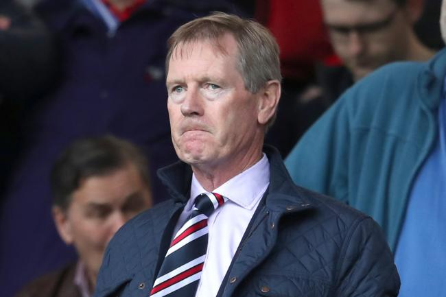 Dave King officially stands down as Rangers chairman - as investment plans are put on hold