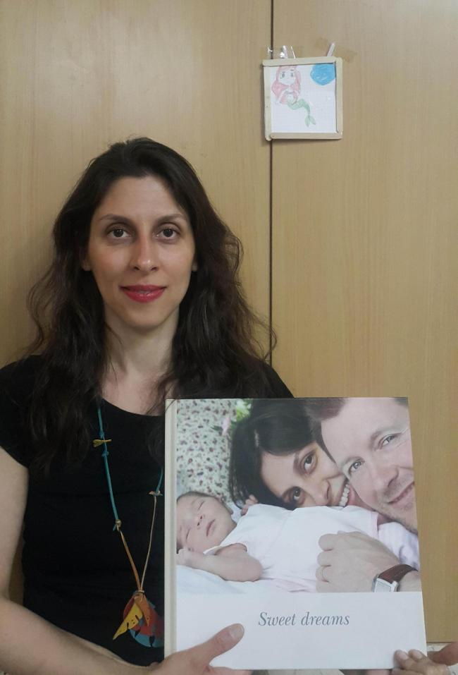 Nazanin Zaghari-Ratcliffe was released temporarily, until April 4, by the government in Tehran because of the coronavirus outbreak