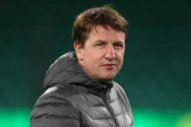 Ex-Hearts boss Daniel Stendel expresses regret he was unable to continue 'path' at Tynecastle