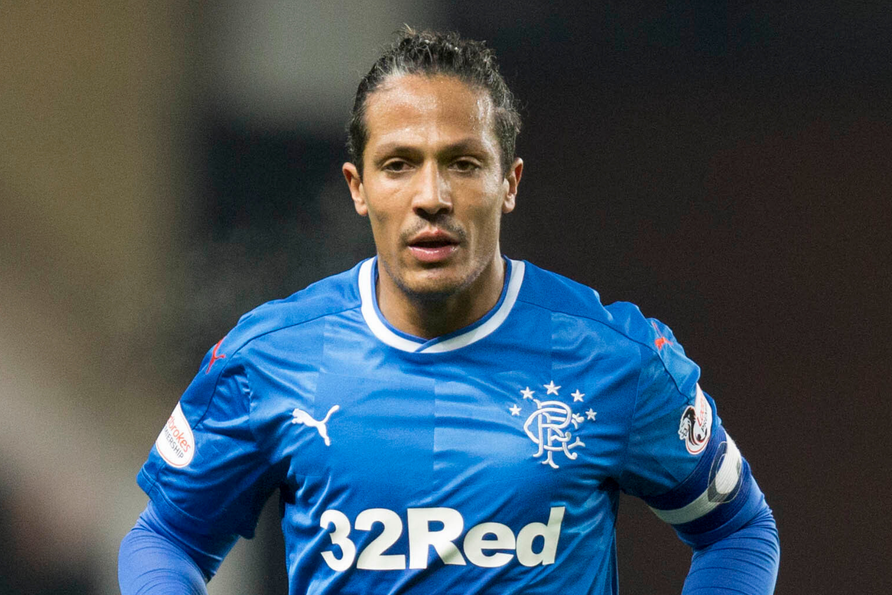 Ex-Rangers star Bruno Alves hails Ibrox spell as an 'amazing experience'