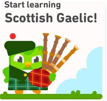 Choose LearnGaelic, a free online companion for beginners, intermediates and advanced learners