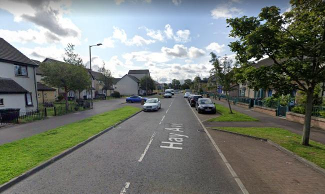 Two women hurt after off-road motorcycle mounts pavement in Edinburgh