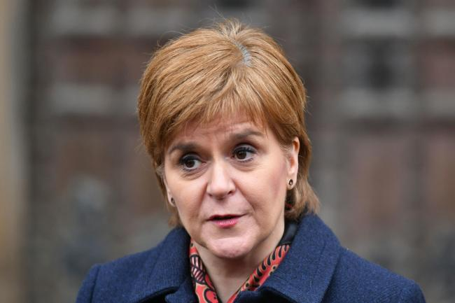 Nicola Sturgeon tells of relief after being cleared of breaking ministerial code