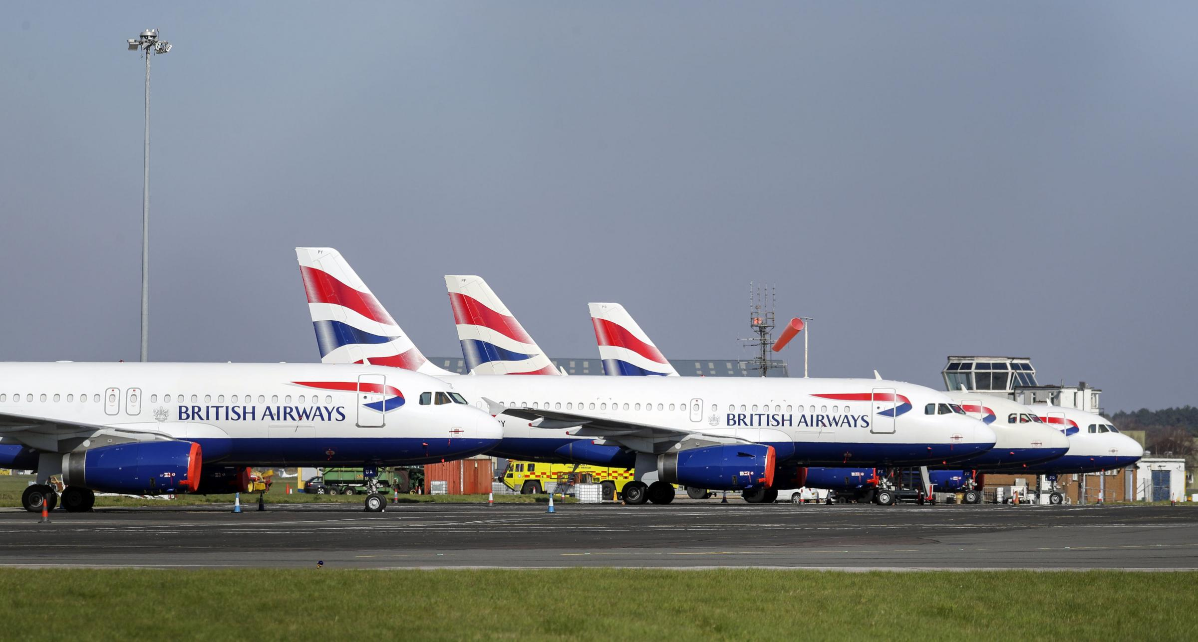British Airways When Do Flights Restart What Routes Are Available And Do You Have To Wear A Mask Heraldscotland
