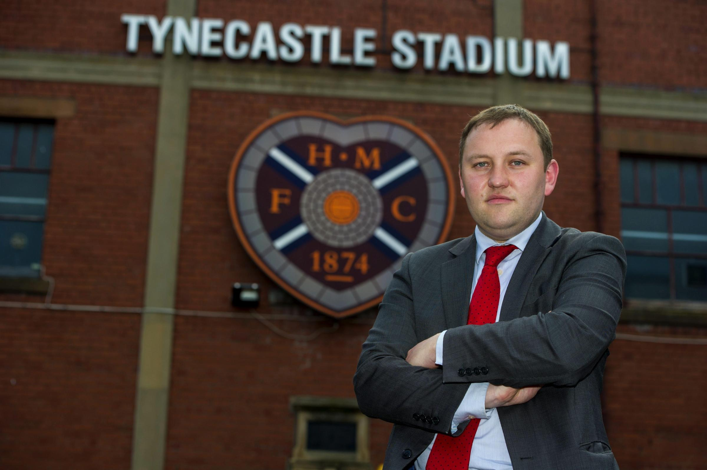 Ian Murray MP: Hearts can't turn to fans to support club financially