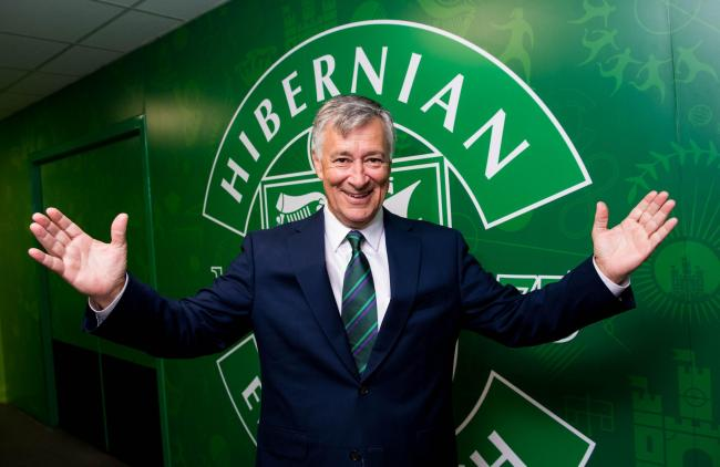 Hibs chairman warns Easter Road fans 'difficult decisions' will be taken amid coronavirus crisis