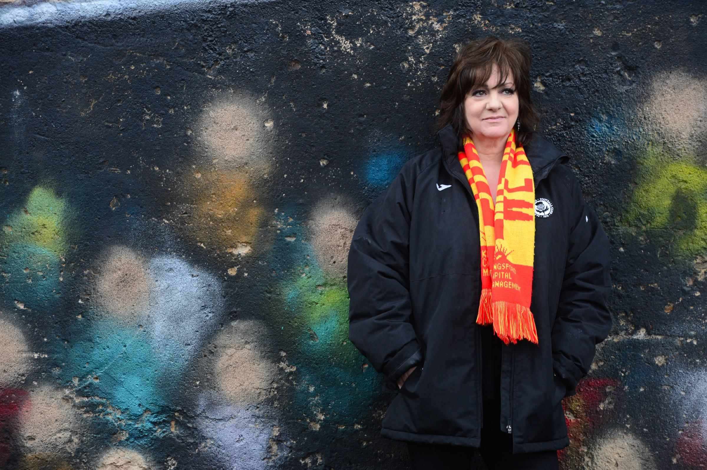 Coronavirus: Partick Thistle chairman Jacqui Low vows all staff will be paid in full