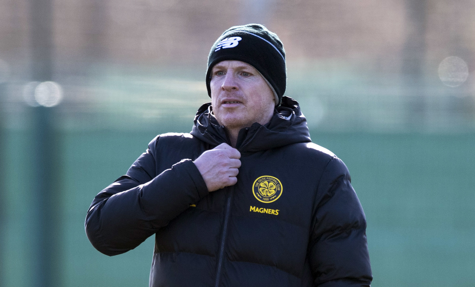 Neil Lennon urges those who are struggling to speak up as he admits concerns over Celtic players
