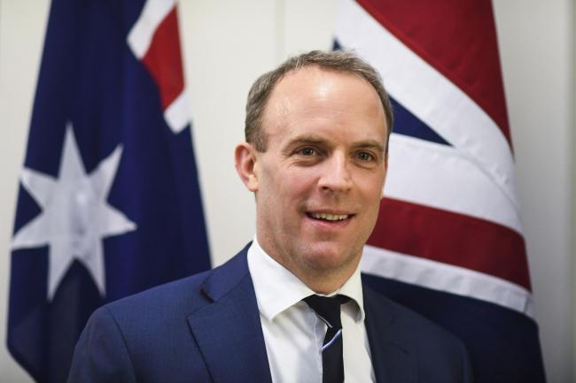 Rise of Raab: Foreign Secretary thrust to top as he deputises for PM
