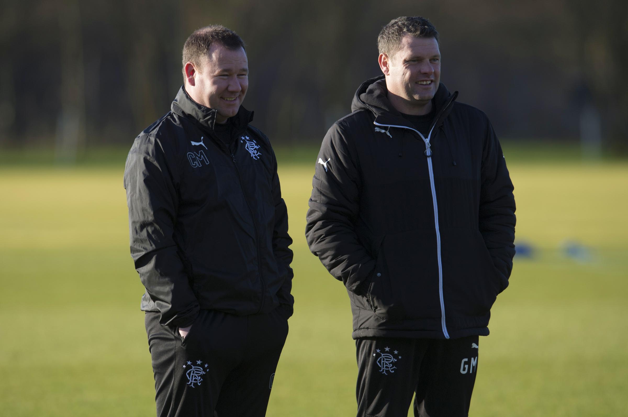 Coronavirus: Craig Mulholland on Rangers academy players