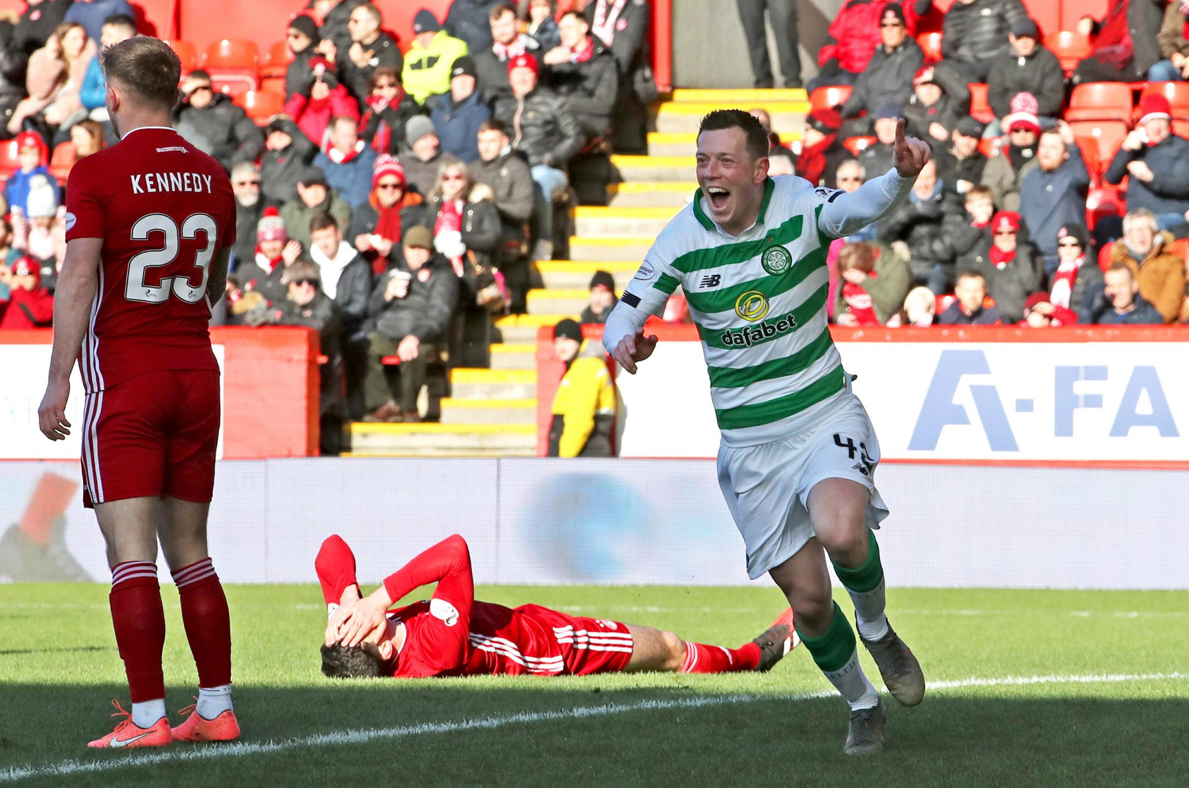 Callum McGregor on how Celtic raised their game after Rangers defeat