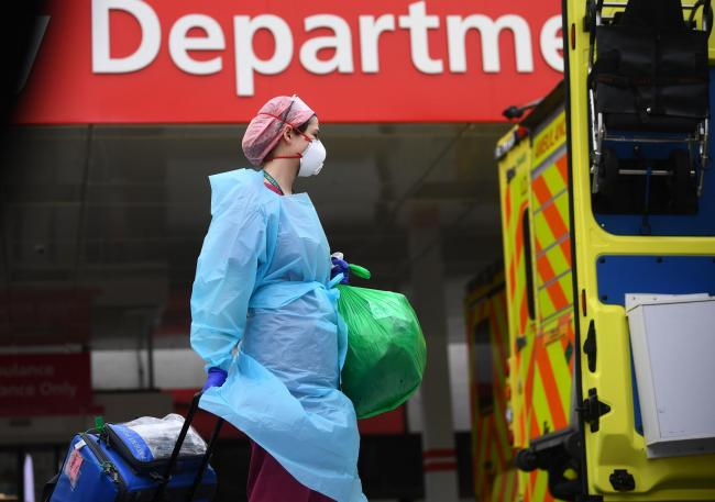 On the frontline: MPs call on Govt to compensate families of NHS staff who die because of pandemic
