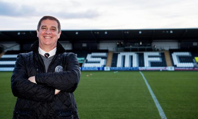St Mirren CEO Tony Fitzpatrick has been buoyed by the way the club's supporters have rallied to help the cause.