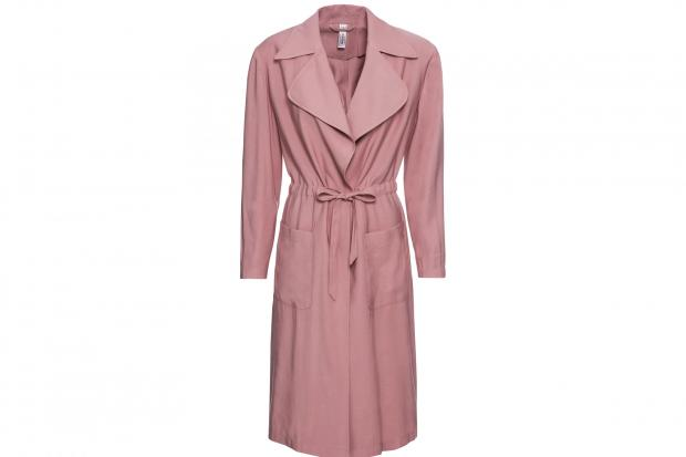 Tie Waist Trench Coat, £37.99, available from Bon Prix