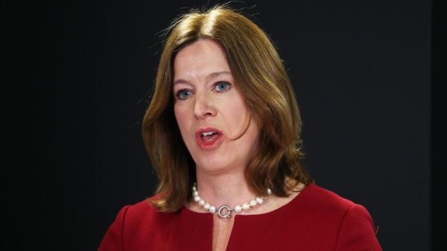 Former Chief Medical Officer for Scotland Catherine Calderwood