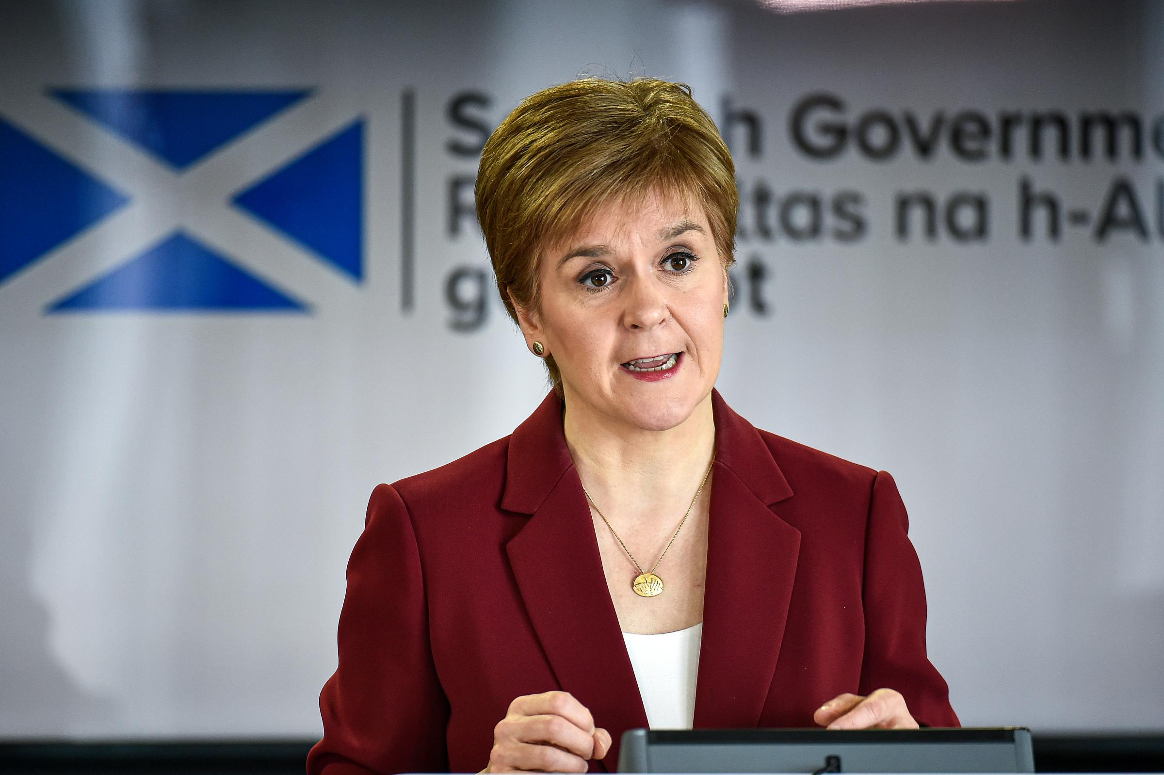 Coronavirus: Nicola Sturgeon warns restrictions likely for 'considerable' time after peak