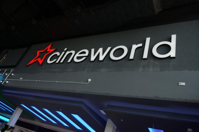 Cineworld. Photo by Kirsty Anderson