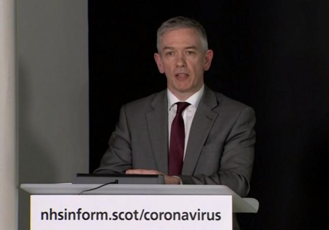 Coronavirus in Scotland:  Fear reluctant patients are dying of other causes