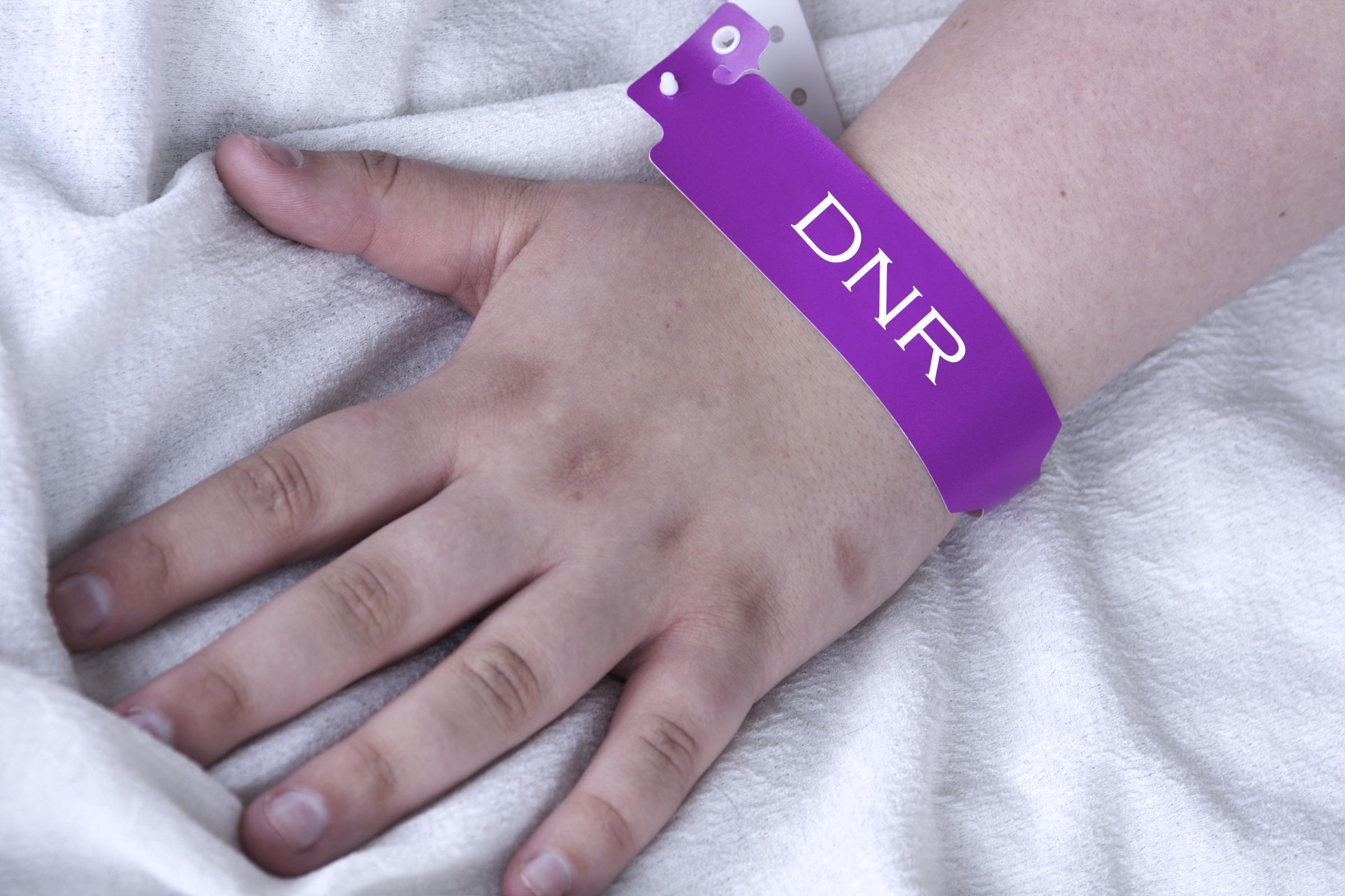Analysis: Flurry of 'do not resuscitate' cases is alarming angle in the coronavirus outbreak