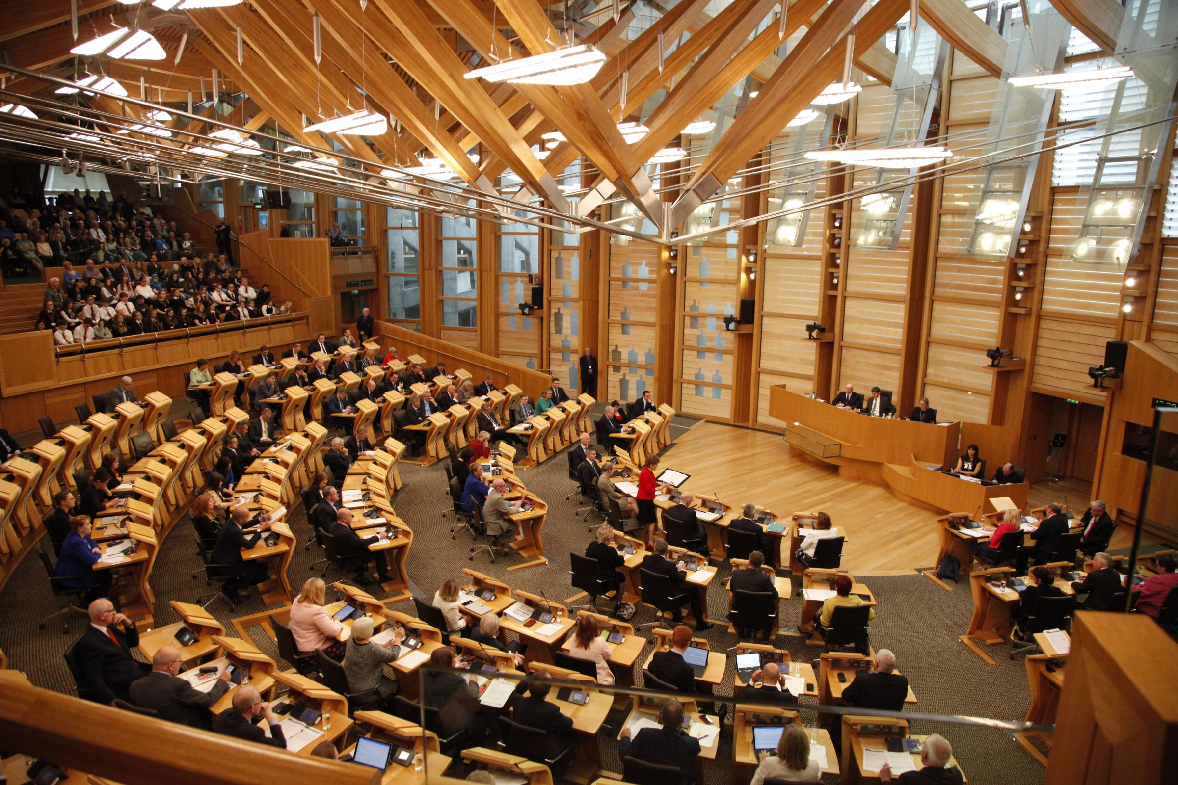 MSPs to consider proposals to 'strengthen the bond' between Scottish councils and the public