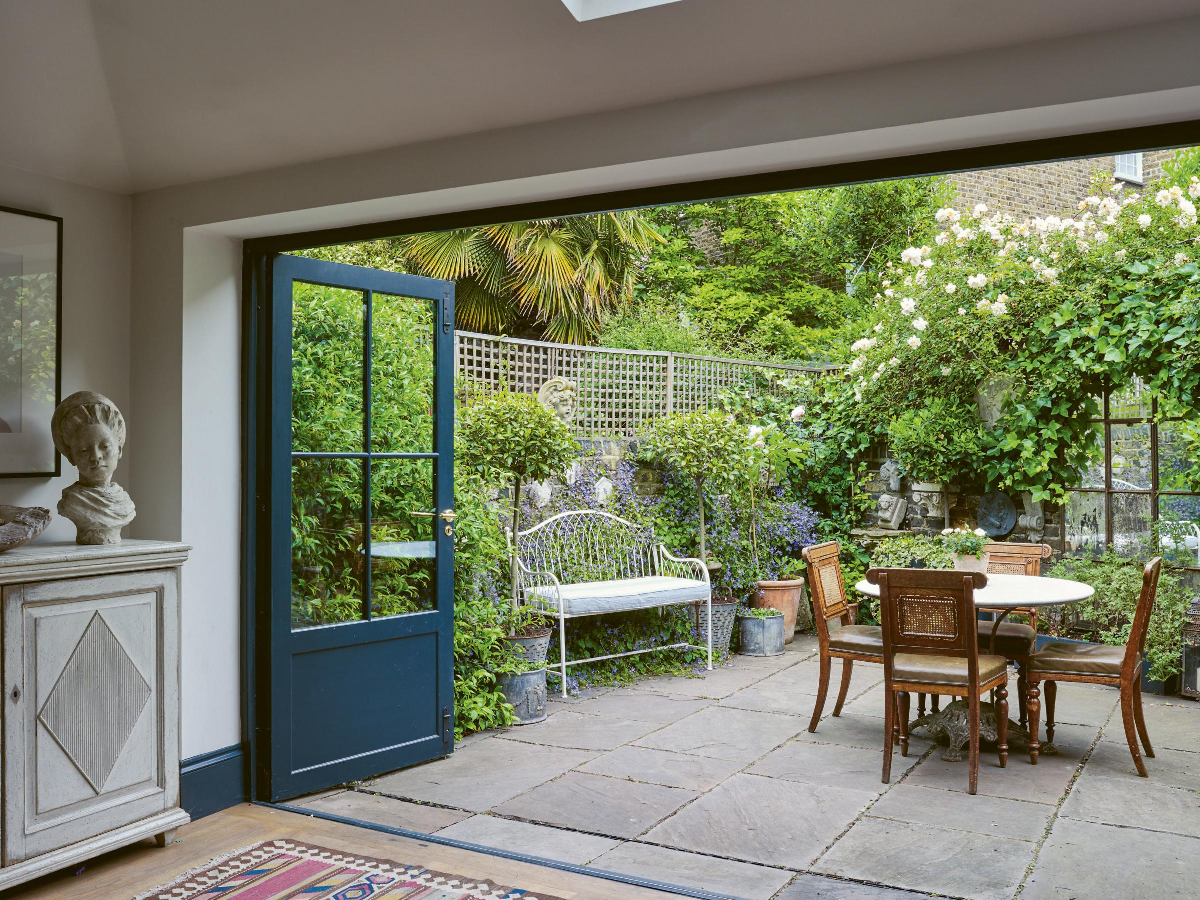 Gardening: Five ways to style a small garden or outside space