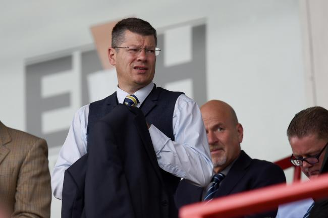 Logic of the SPFL (Neil Doncaster, above) has been 'difficult to follow'