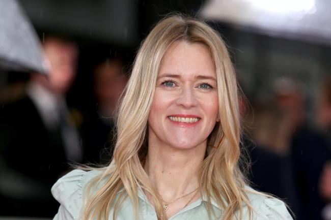 Edith Bowman lends her support to The Herald's plans for memorial garden to Covid victims