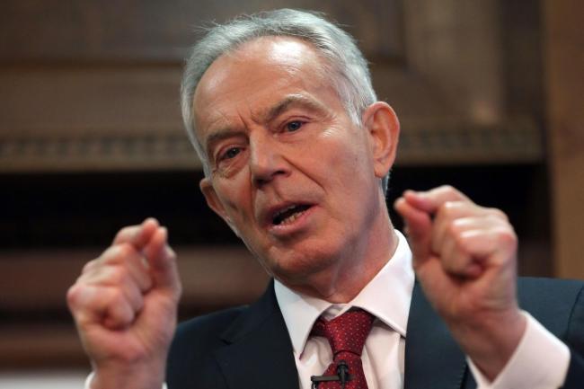 Tony Blair Calls For Clear Strategy On Beating Coronavirus As He