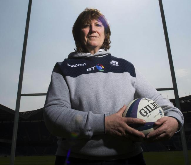 SRU director of rugby development Sheila Begbie insists the association want to invest in clubs