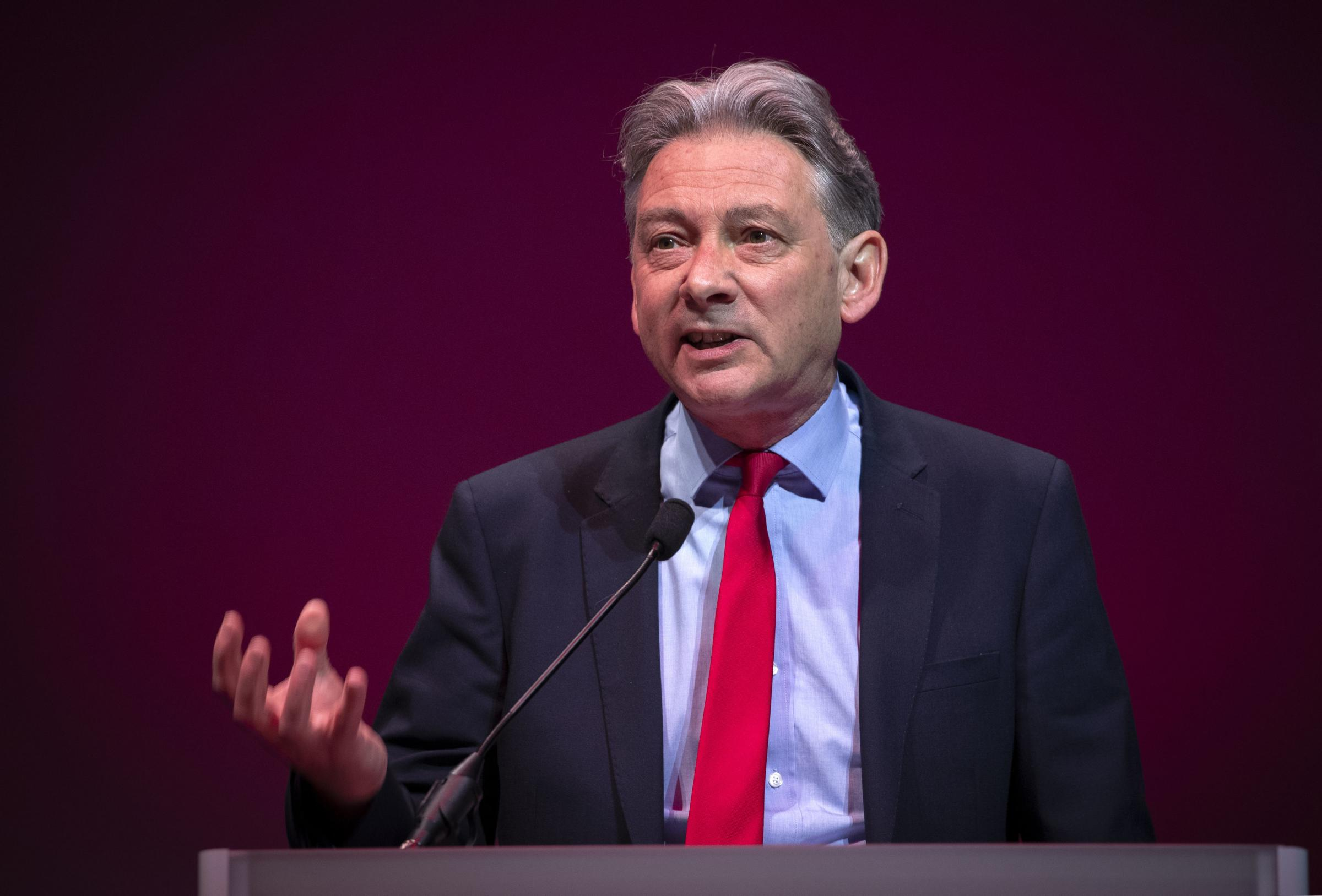 Richard Leonard : Scottish Labour  determined  to pull together
