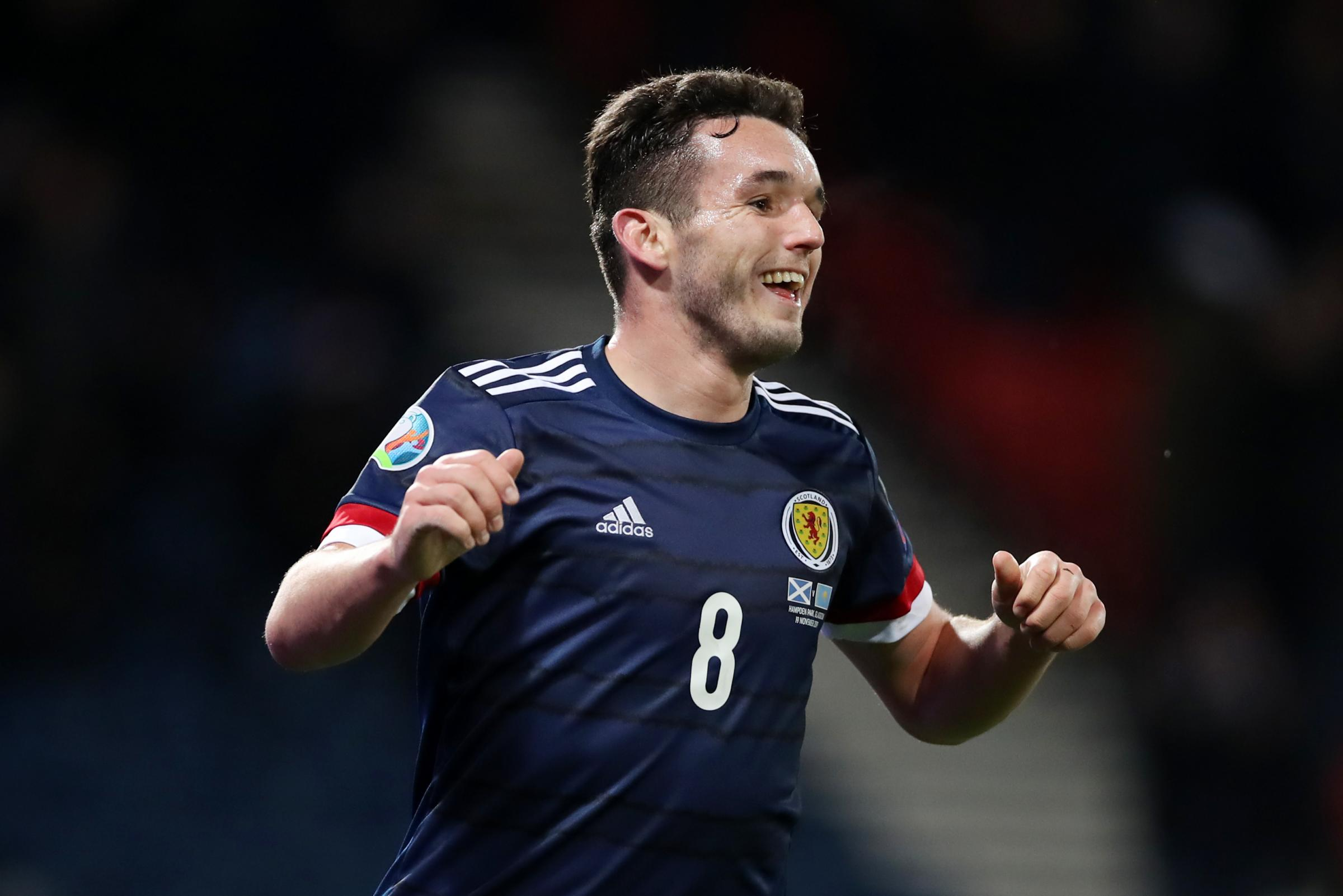 John McGinn the benchmark for Hibs' production line of talent, insists sporting director Mathie