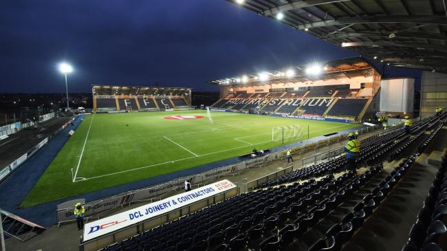 Falkirk chair 'hopeful' of achieving consenus on new Scottish league structure