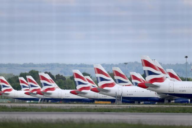 Airlines call for alternative to quarantine in 'last chance' for industry | Tech giants told to get tougher on fake news | Lenders tap into billions from the Bank of England