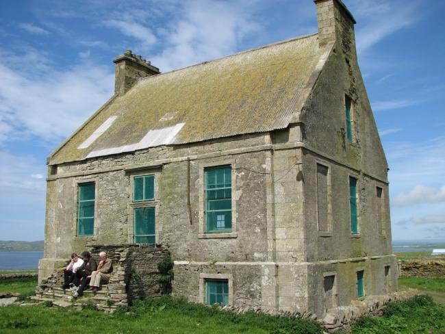 The Hall of Clestrain on Orkney's south coast, childhood home of John Rae, will be restored to its former glory and opened to the public.