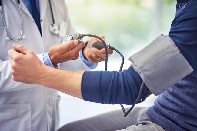 HIGH PRAISE: New analysis on the cause of hypertension could soon lead to new treatments being developed.