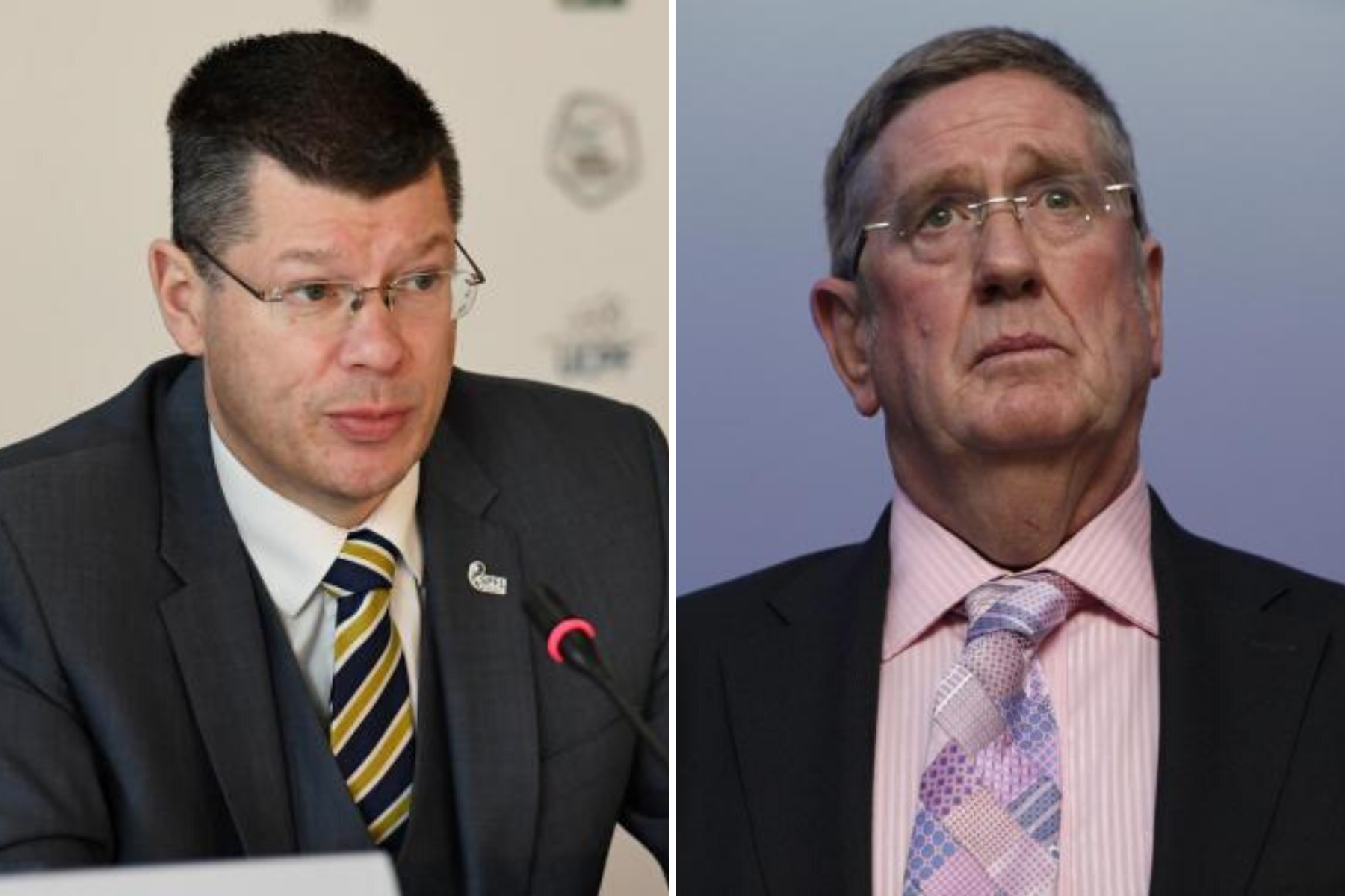 SPFL claim Rangers chairman Douglas Park made 'threat' towards Neil Doncaster