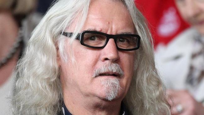 Sir Billy Connolly appeared before an audience of 80 pupils in the BBC show Open to Question