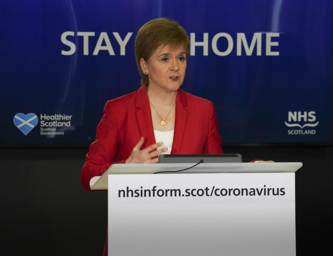 Letters: We are being held back by the timidity of the Scottish Government