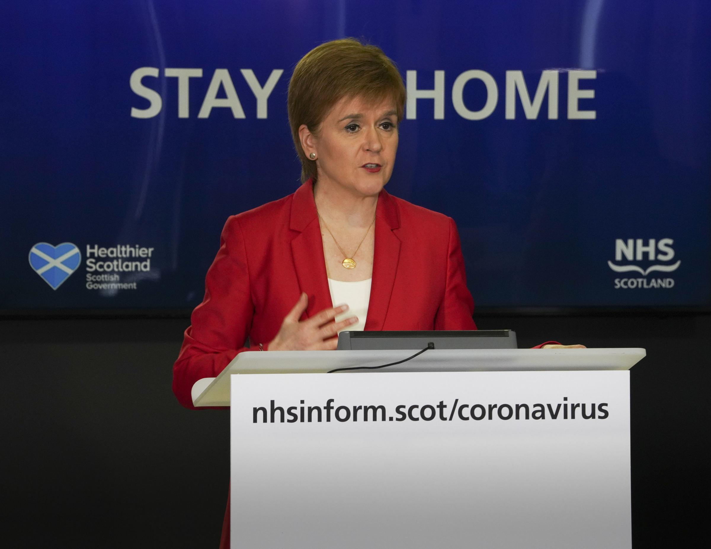 Opinion: Mark Smith: Why is Nicola Sturgeon not taking more flak over coronavirus? Ah yes: the English get-out clause