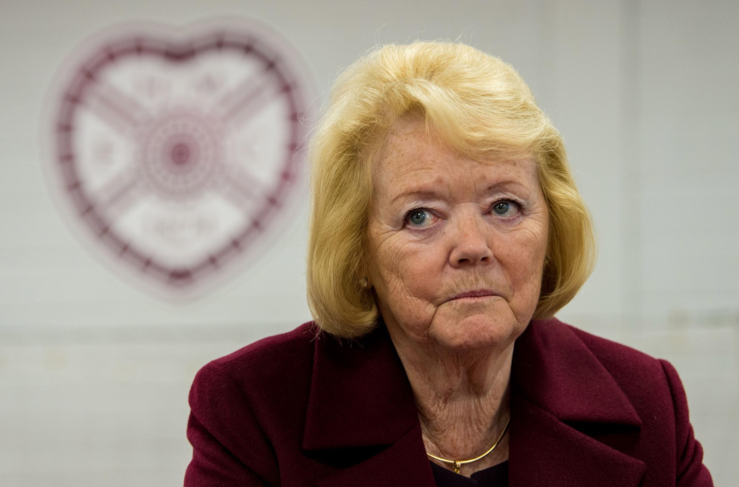 Hearts: Ann Budge says club are on track to become fan owned