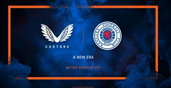 Rangers break 100,000 shirt sales barrier ahead of third kit launch