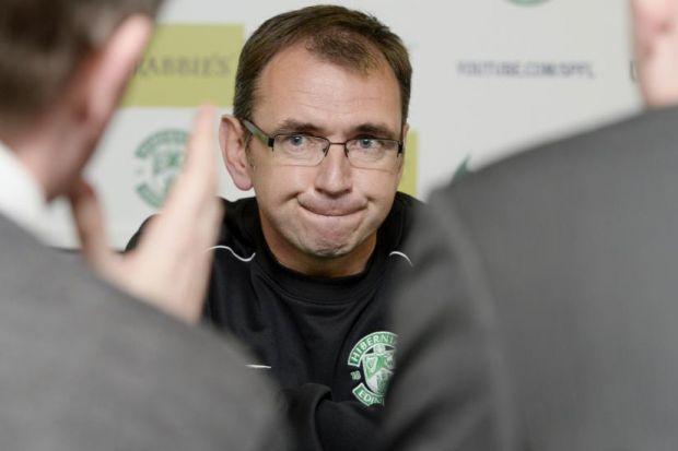 On this day 2012: Hearts 5-1 Hibs - Pat Fenlon recalls Scottish Cup final horror