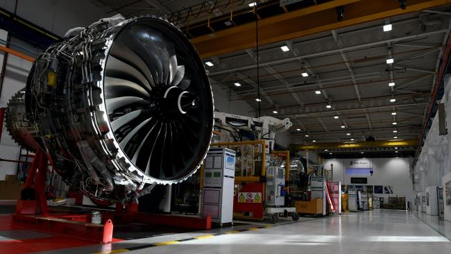 Rolls-Royce to cut at least 9,000 jobs amid Covid-19 aviation crisis