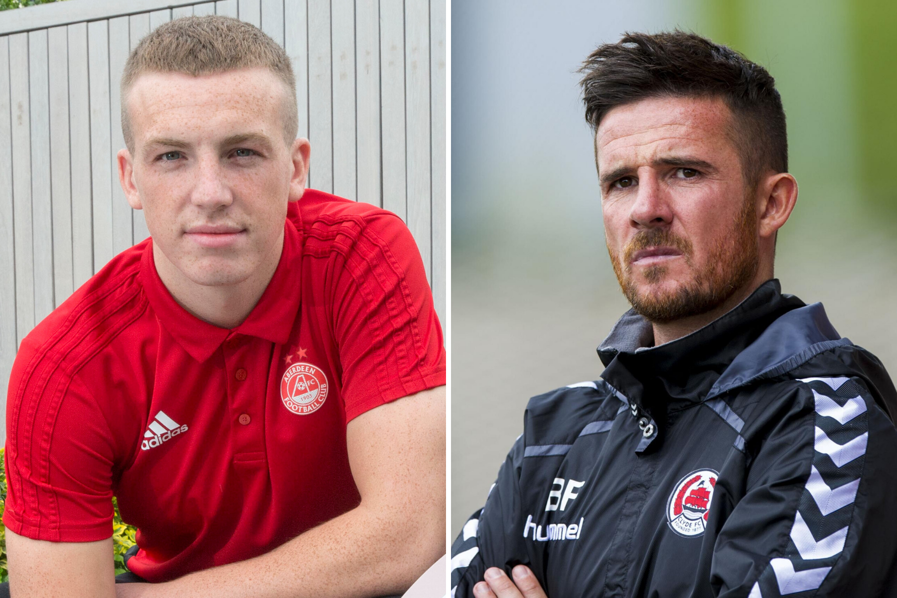 Barry Ferguson urges Rangers to sign nephew Lewis from Aberdeen