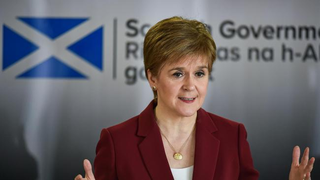 Here's how you can watch Nicola Sturgeon's briefing on lockdown restrictions