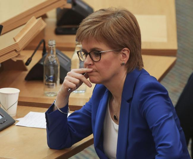 Sturgeon: we made mistakes ' on all aspects of handling' Covid