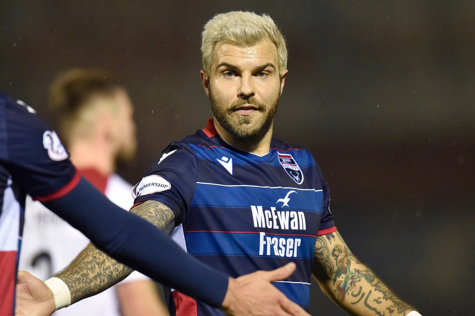 Ex-Rangers and Aberdeen star Richard Foster among 14 players released by Ross County
