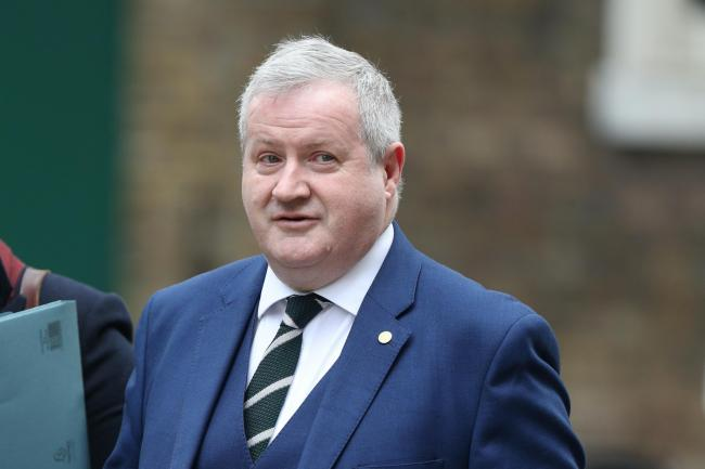 Blackford: Scottish Parliament 'under attack' by Tory Government
